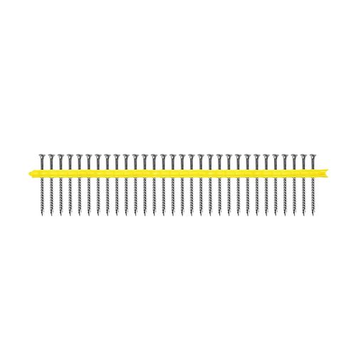 Simpson Strong-Tie 10g x 65mm Quik Drive Flooring And Decking Collated Screws - 1500 Pack