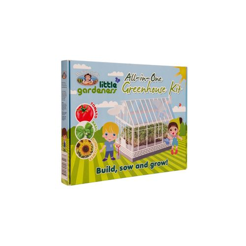 Mr Fothergill's Little Gardeners Mini Greenhouse Kit