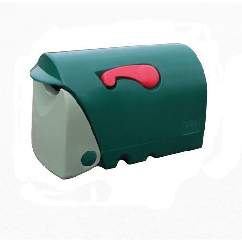 Wilsons Rural Letterbox Dark/Light Green