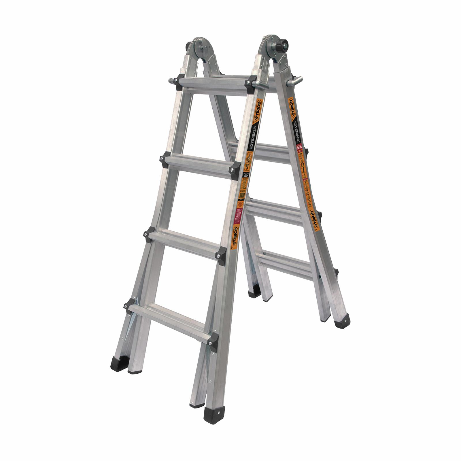 Gorilla Silverback 15 Multi Purpose Ladder