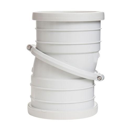 Marley OPTIM® 150DN Rubber Ring Adjustable Bend