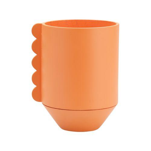 Capra 16.4 x 20.6cm Desert Frill Resin Pot