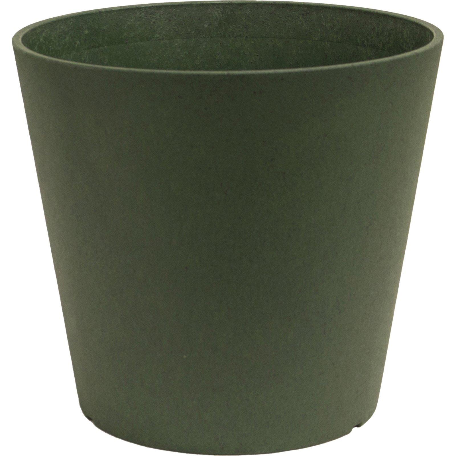 Tuscan Path 40 x 38cm Green Medium Octavia Hunter Pot