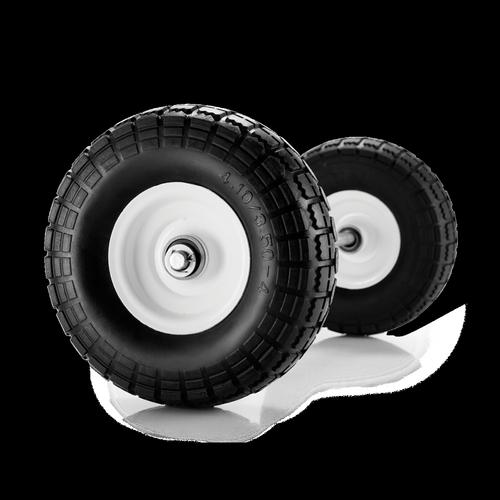Toplift Hand Trolley Gel Wheel Upgrade Kit