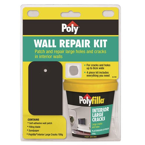 Poly Wall Repair Kit