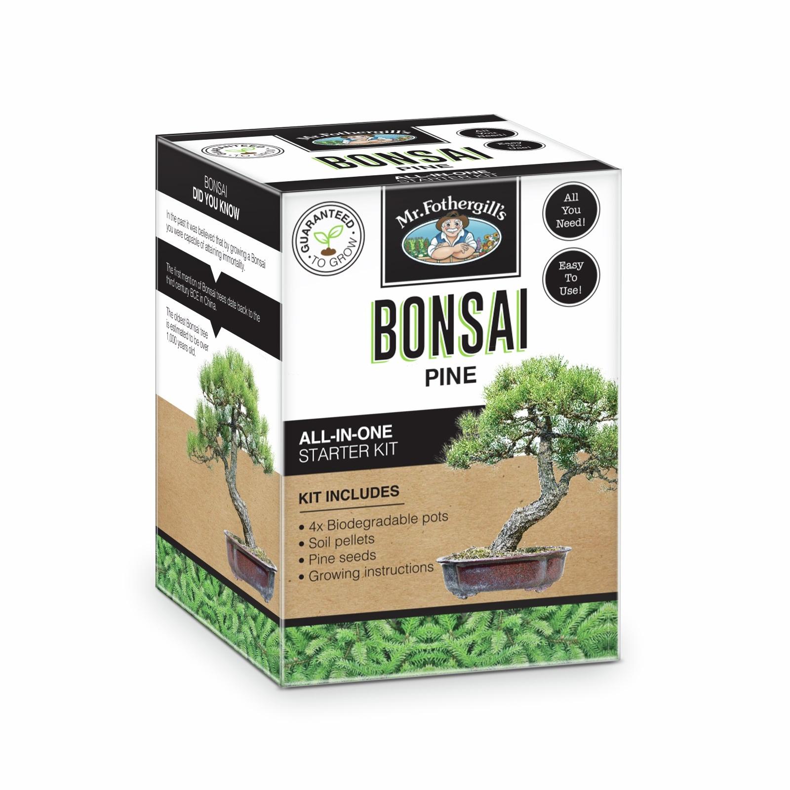 Mr Fothergill's Pine Bonsai Kit