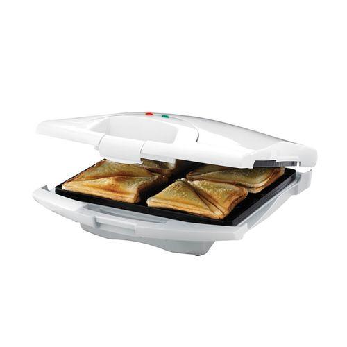 Tiffany Non Stick 1500W 4 Slice Sandwich/Jaffle Press
