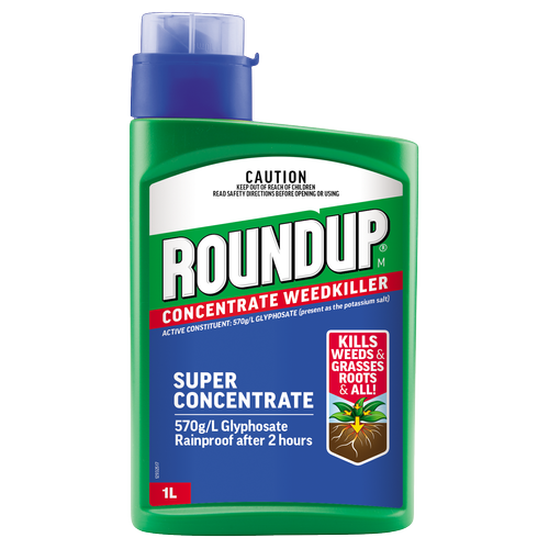 Roundup 1L Super Concentrate Weedkiller