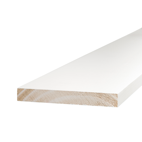 138 x 18mm 2.7m Primed Finger Jointed Dressed All Round Pine
