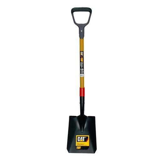 CAT Square Mouth D-Handle Shovel