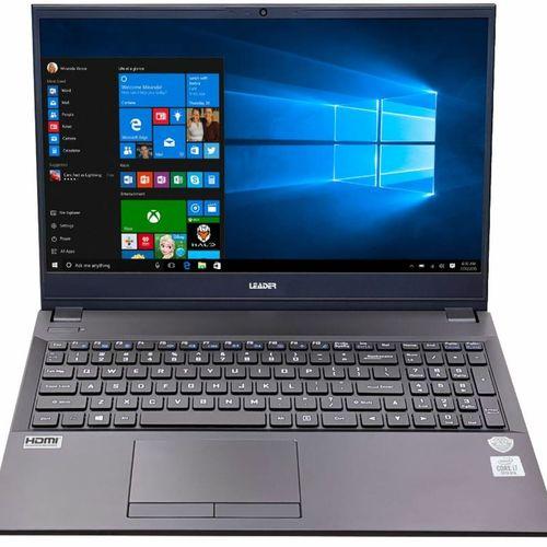 LEADER Companion 511 Notebook, 15.6' Full HD, Intel i5-1035G1, 8GB, 500GB SSD, DVD, Windows 10 Home, 2yr Warranty, TPM, Wi-Fi 6,