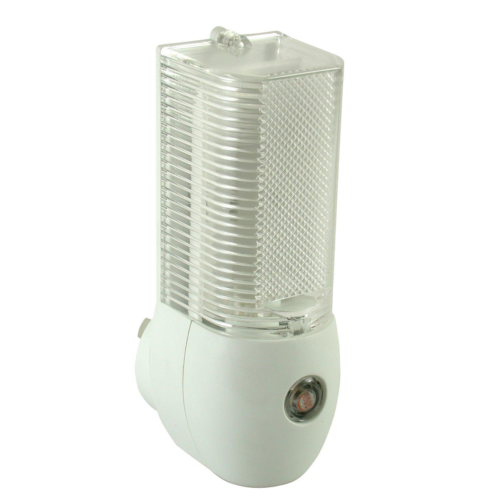 Arlec 240V White LED Night Light