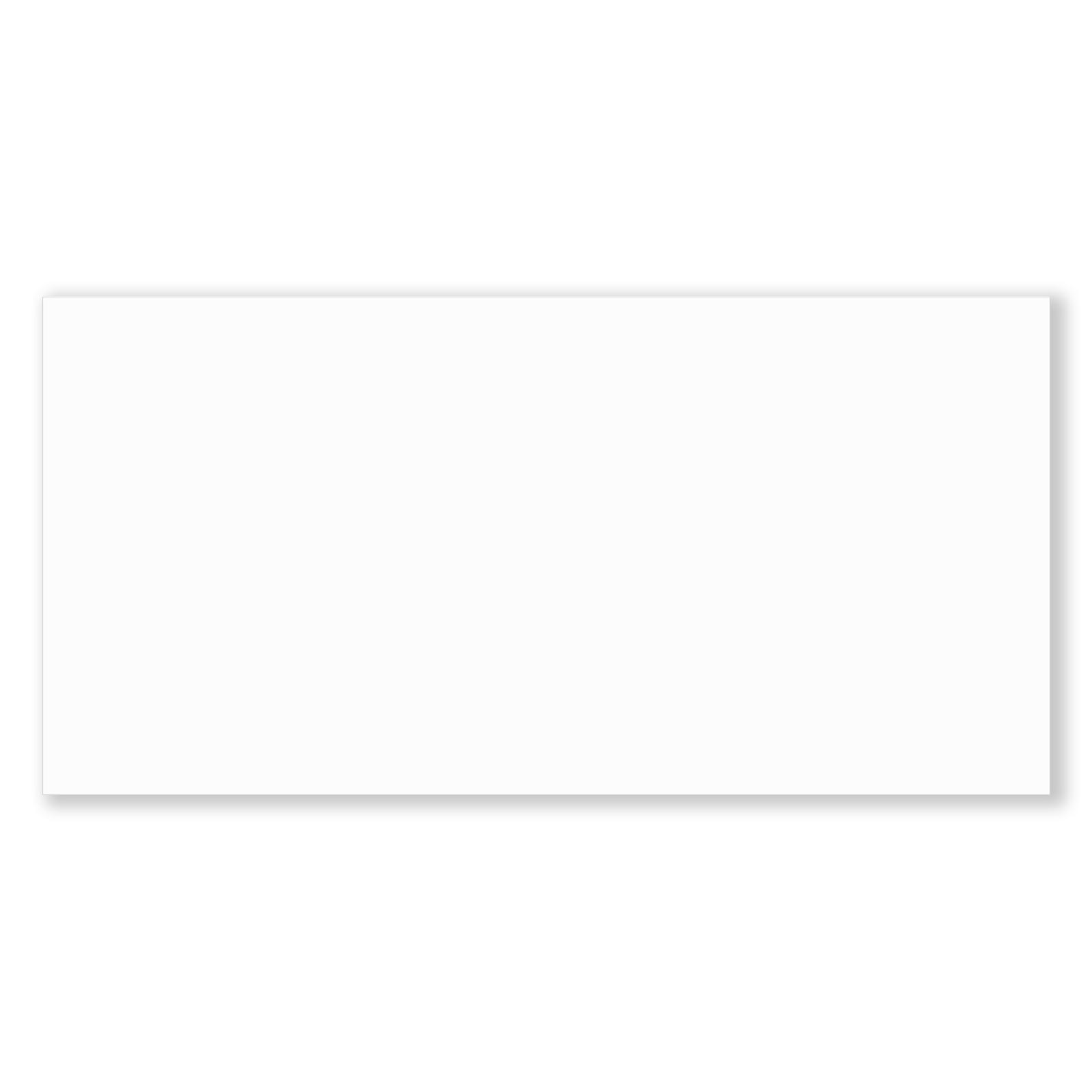 Duratile 60 x 30cm White Gloss Ceramic Wall Tile - 8 Carton