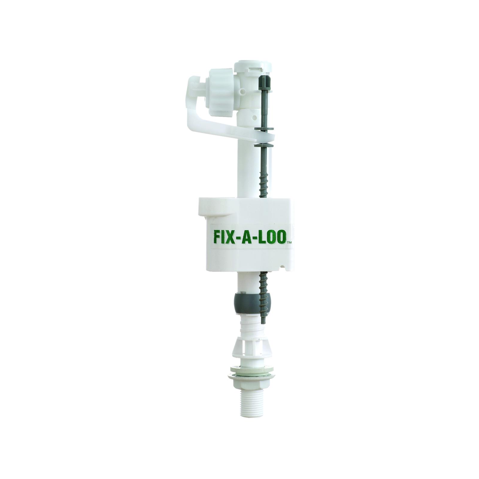 FIX-A-LOO Hush Flush Bottom Entry Cistern Inlet Valve