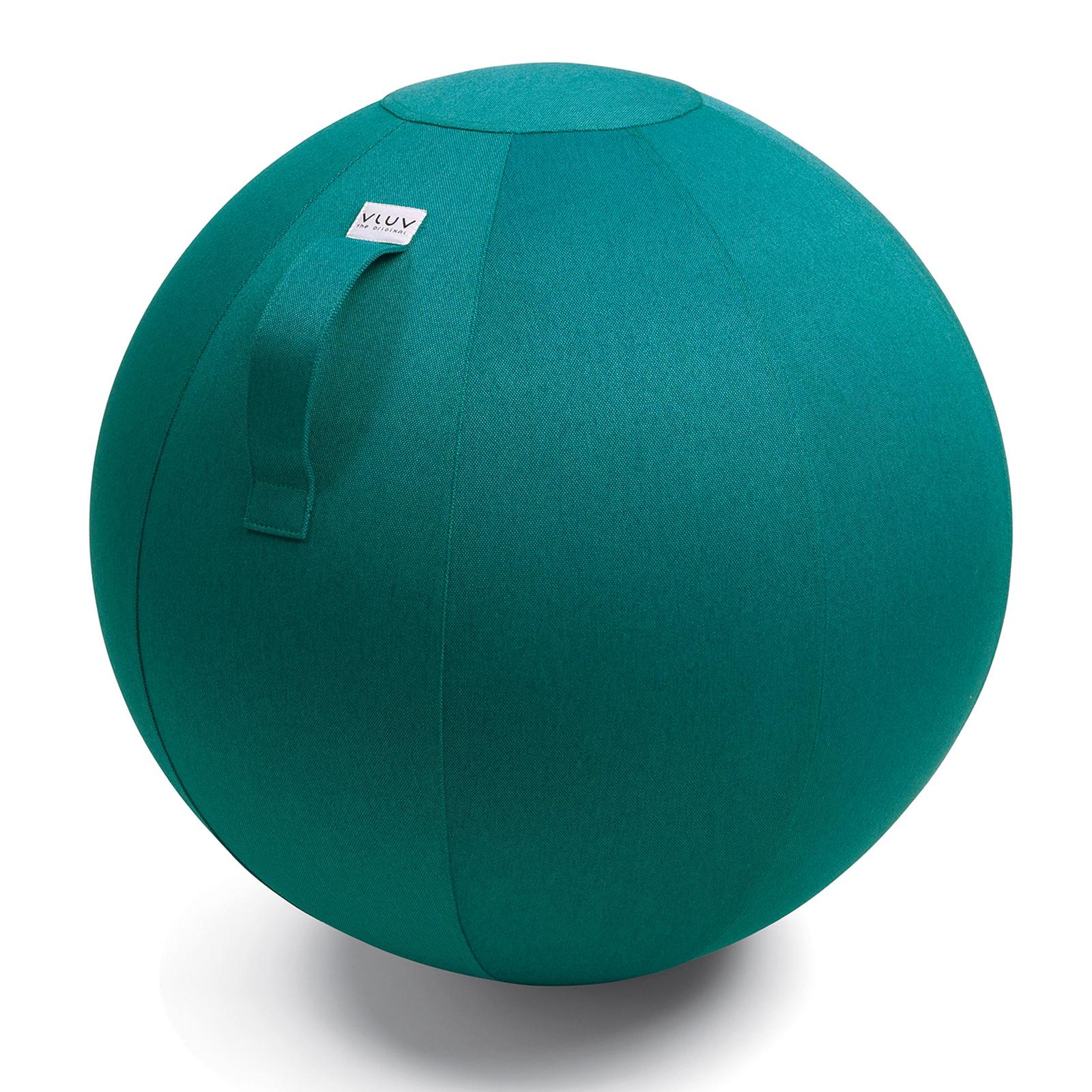 VLUV LEIV 65cm Dark Petrol Ergonomic Seating Chair Ball