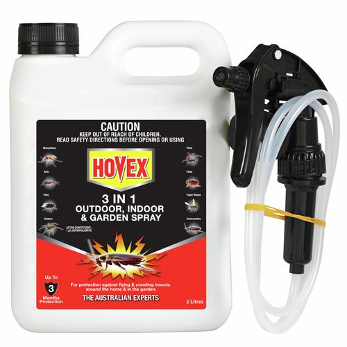 Hovex 2L 3 In 1 Indoor And Outdoor Surface Spray