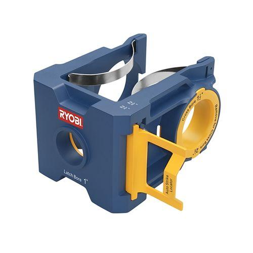 Ryobi Metal / Wood Door Lock Installation Kit