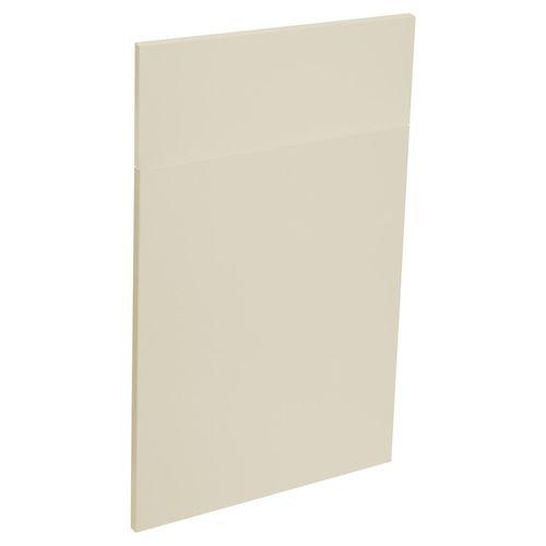 Kaboodle 450mm Modern 1 Door / 1 Drawer Panel - Mocha Latte