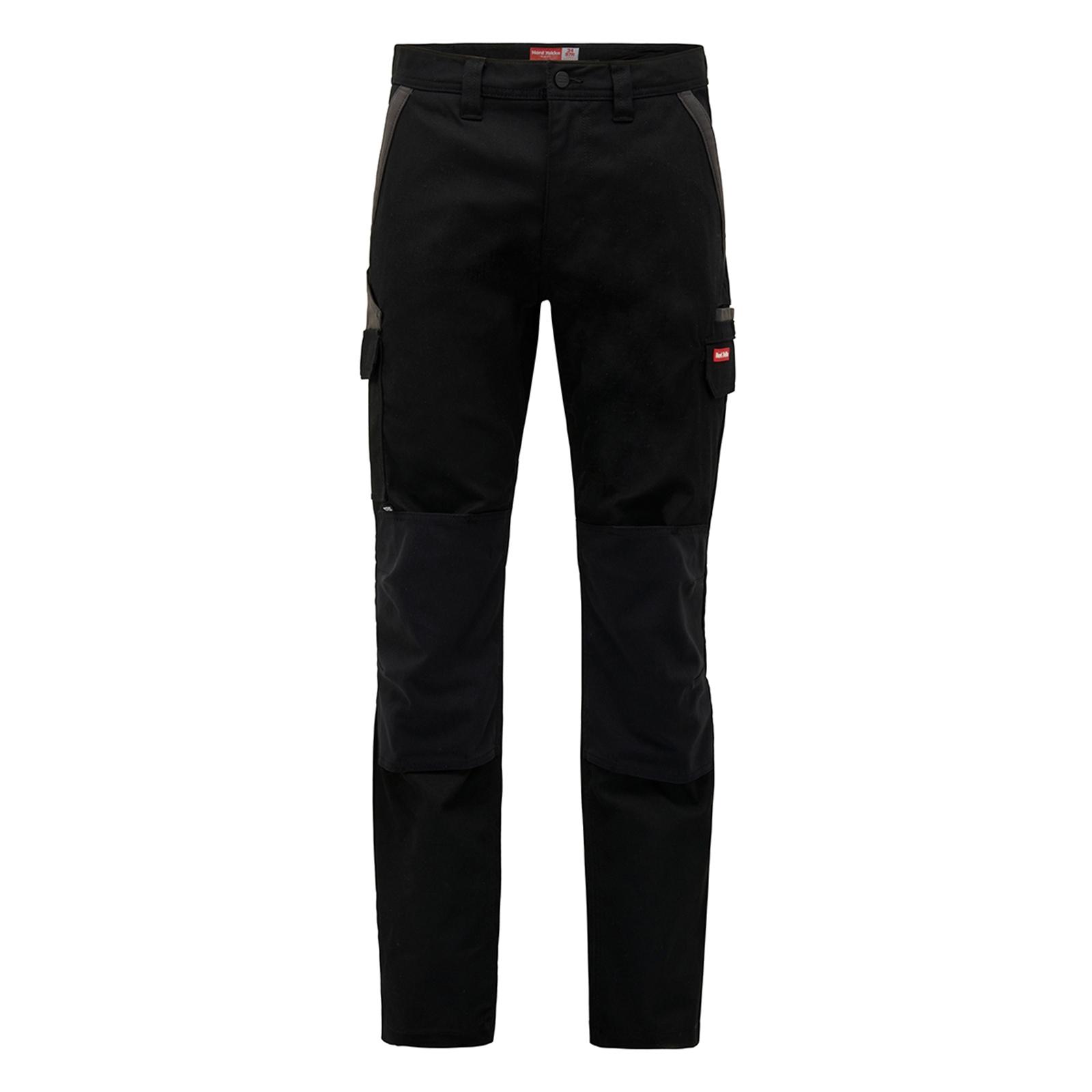 Hard Yakka Black Slim Pants Y02740 87R