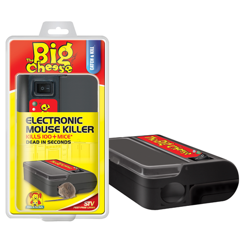 The Big Cheese Electronic Mouse Killer