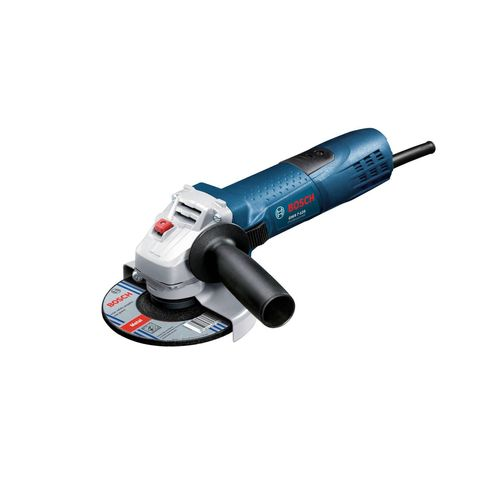 Bosch Blue 720W 125mm Corded Angle Grinder With 3 Discs