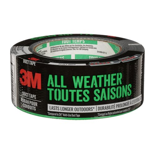 Scotch 48mm x 27.4m Tough All Weather Duct Tape