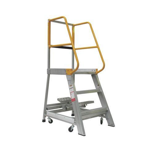 Gorilla 0.9m 200kg Aluminium Ladder Order Picker
