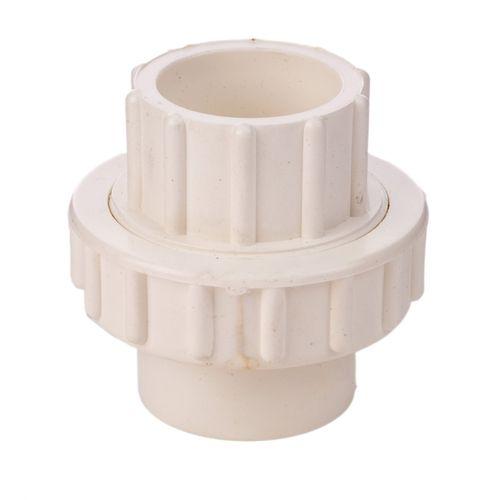 Marley 15mm White PVC Socket Union