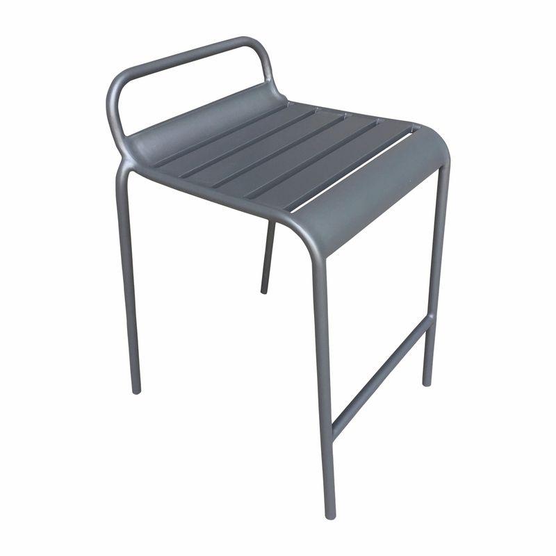 Lava Slat Bar Chair