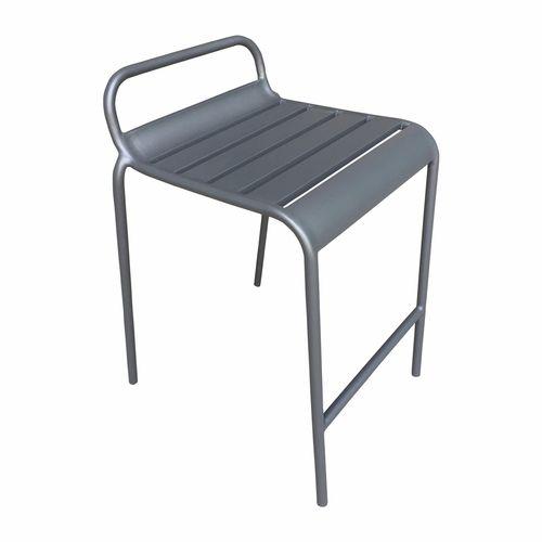 Mimosa Lava Slat Bar Chair