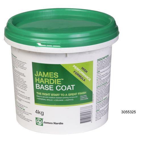 James Hardie 4kg Base Coat