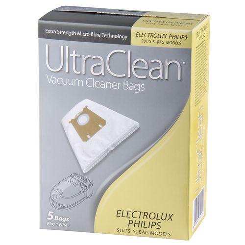 UltraClean Electrolux / Philips Vacuum Bags