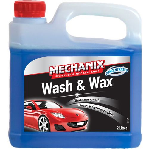 Mechanix 2L Wash & Wax