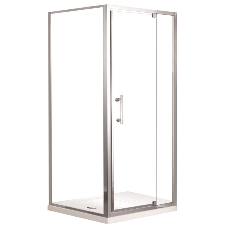 920 x 880 x 183cm Cadenza Shower Screen