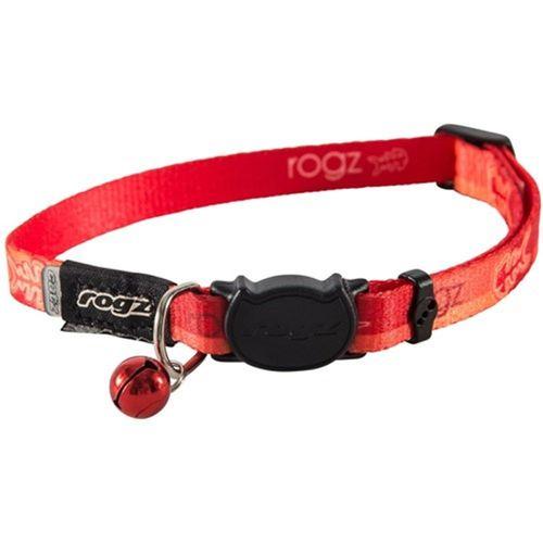 Rogz Kiddycat Safeloc Collar Tango Fish 11mm