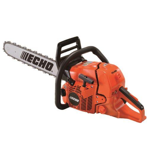 """Echo 18"""" 59.8cc Rear Handle Chainsaw"""