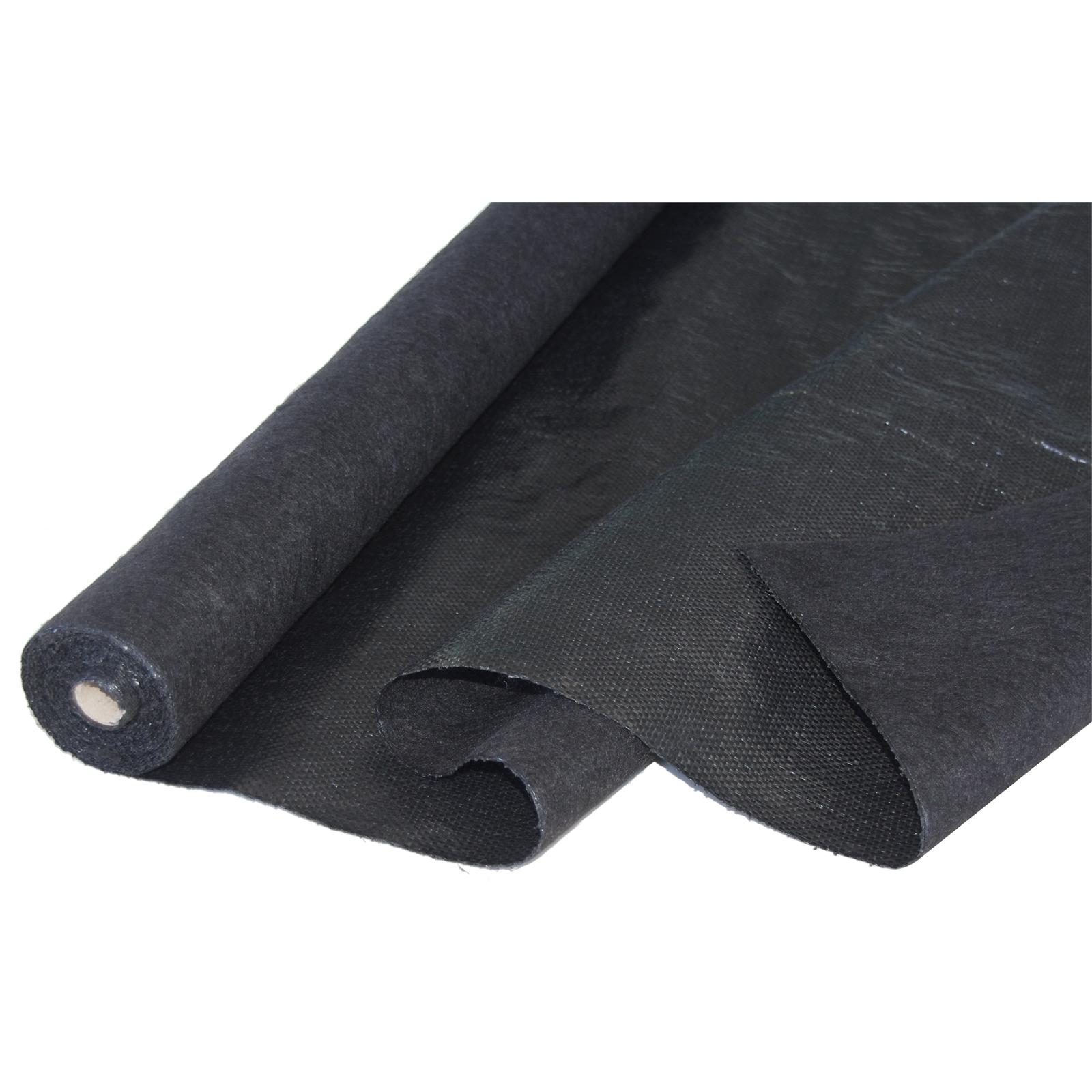 Pillar Products 1.83 x 25m Black Platinum Weed Control Mat