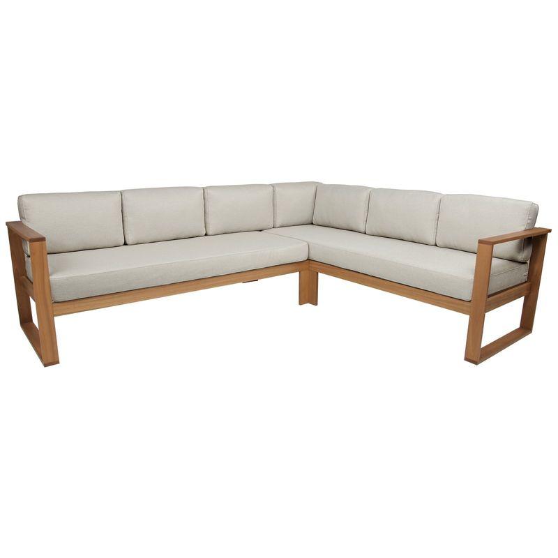 Malibu Timber Corner Lounge