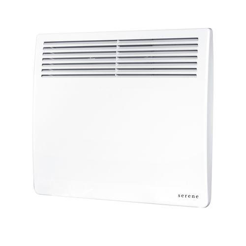 Serene 1000W French White Serenity Panel Heater