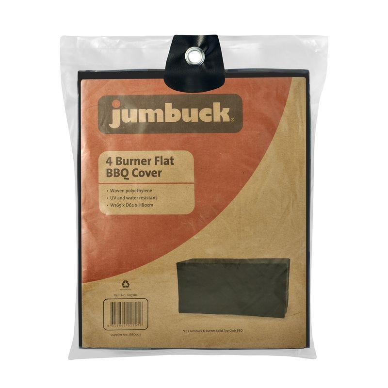 4 Burner Flat Cover