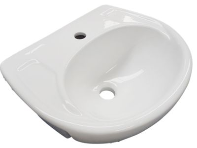 One tap hole sink.