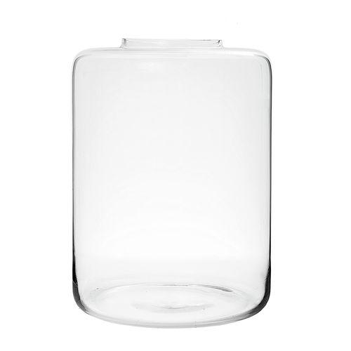 Decor Villa Amalfi Large 40cm Clear Vase