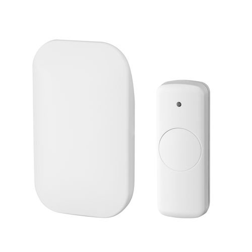 Arlec High Gloss Finish Plug In Wireless Door Chime