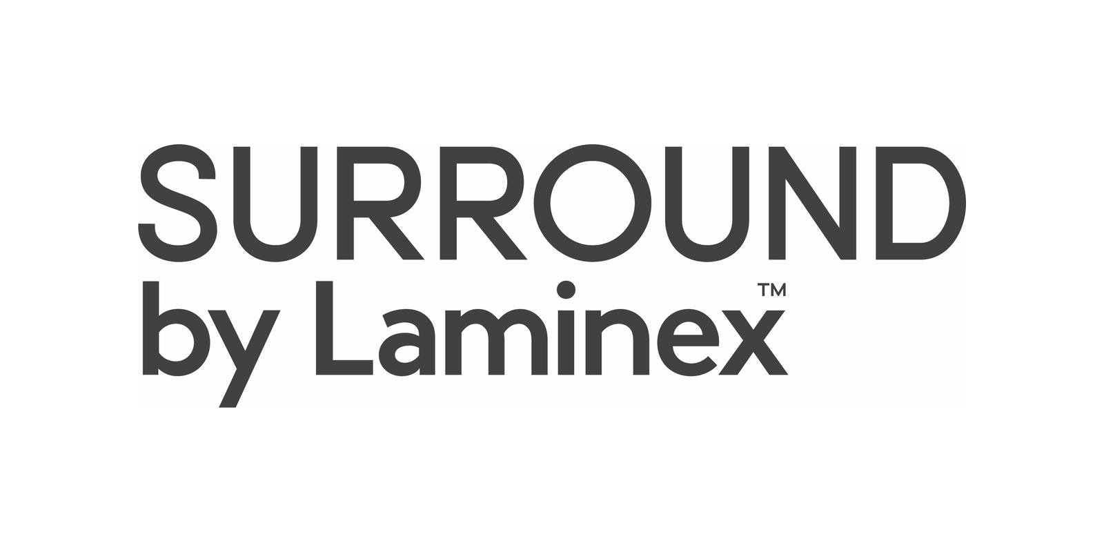 Surround by Laminex logo