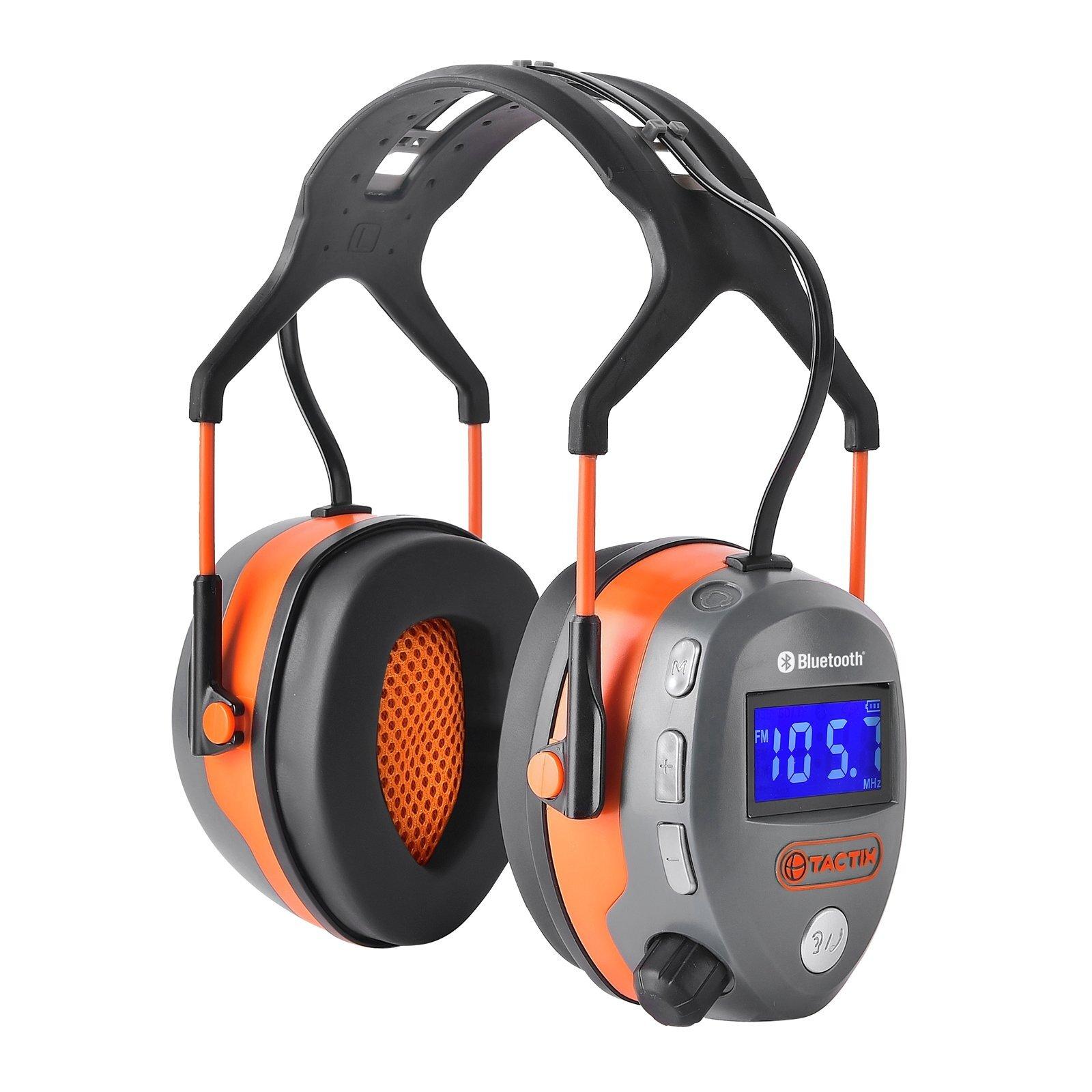 Tactix Gen 3.0 Bluetooth Ear Muffs