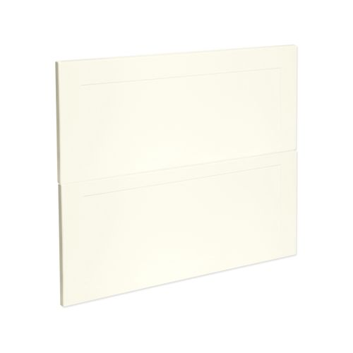 Kaboodle 900mm Antique White Alpine Drawer Panel - 2 Pack