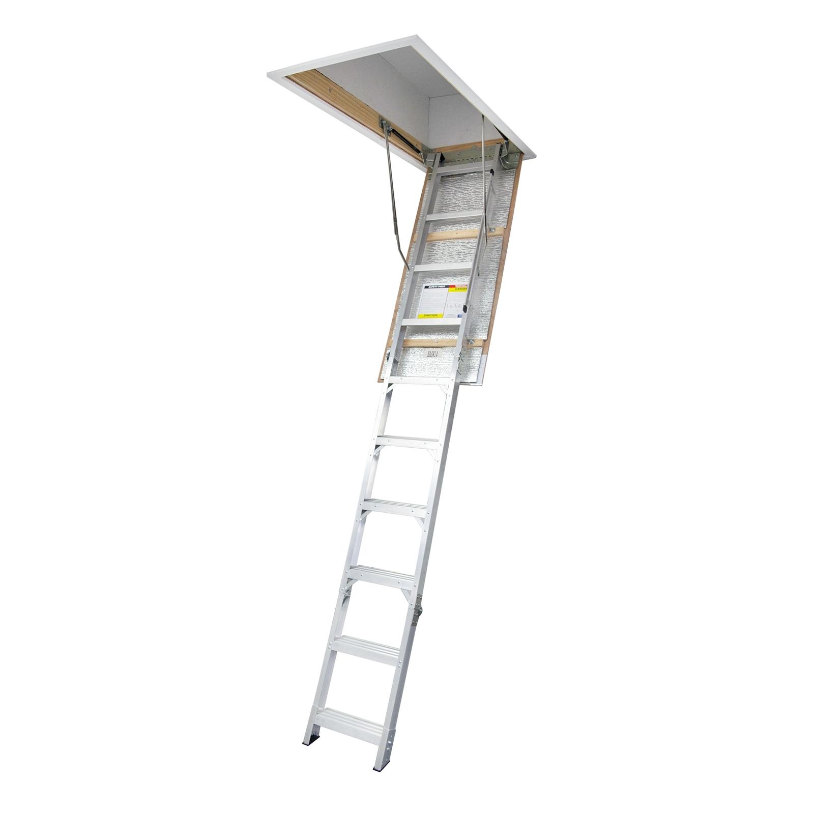 Kimberley 2.34 - 3.12m Trendline Aluminium Attic Ladder