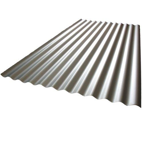 Fielders 762 x 16mm x 2.7m Corrugated Zinc Steel Roofing