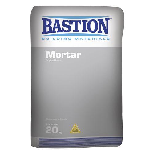 Bastion 20kg Premix Mortar