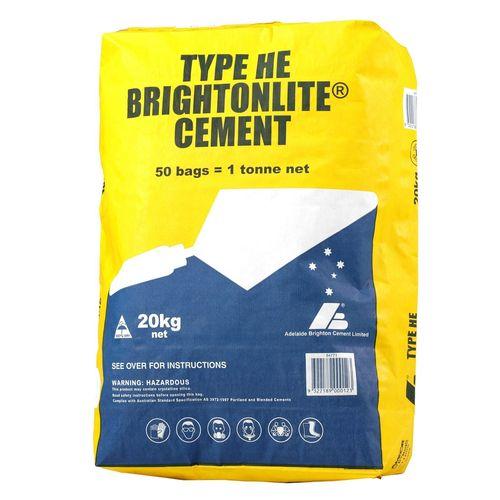Adelaide Brighton 20kg Brightonlite Cement
